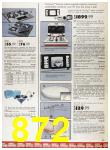 1989 Sears Home Annual Catalog, Page 872