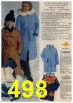 1979 Sears Fall Winter Catalog, Page 498