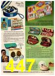 1969 Montgomery Ward Christmas Book, Page 447