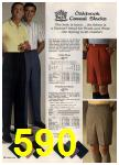 1965 Sears Spring Summer Catalog, Page 590
