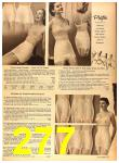 1958 Sears Spring Summer Catalog, Page 277