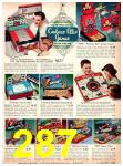 1952 Sears Christmas Book, Page 287
