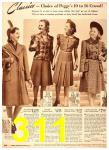 1940 Sears Fall Winter Catalog, Page 311