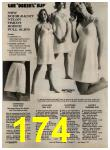1972 Sears Fall Winter Catalog, Page 174