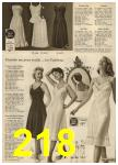 1959 Sears Spring Summer Catalog, Page 218