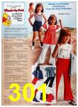 1973 Sears Spring Summer Catalog, Page 301