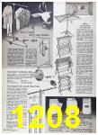1967 Sears Spring Summer Catalog, Page 1208