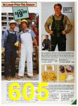 1985 Sears Fall Winter Catalog, Page 605