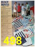 1988 Sears Spring Summer Catalog, Page 498