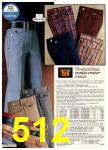 1978 Sears Fall Winter Catalog, Page 512