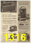 1965 Sears Spring Summer Catalog, Page 1316
