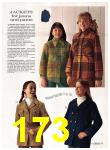 1971 Sears Fall Winter Catalog, Page 173