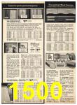 1977 Sears Fall Winter Catalog, Page 1500