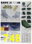 1989 Sears Home Annual Catalog, Page 748