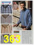 1991 Sears Fall Winter Catalog, Page 363