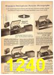 1962 Sears Fall Winter Catalog, Page 1240