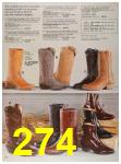 1987 Sears Fall Winter Catalog, Page 274