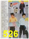 1988 Sears Fall Winter Catalog, Page 526