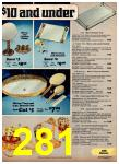 1977 Sears Christmas Book, Page 281