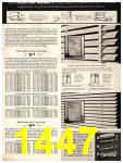 1974 Sears Fall Winter Catalog, Page 1447