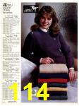 1983 Sears Fall Winter Catalog, Page 114