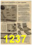 1961 Sears Spring Summer Catalog, Page 1237