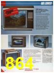 1986 Sears Spring Summer Catalog, Page 864