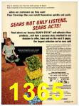 1972 Sears Fall Winter Catalog, Page 1365