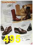 1985 Sears Fall Winter Catalog, Page 495