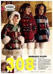 1976 Sears Fall Winter Catalog, Page 308