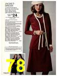 1978 Sears Fall Winter Catalog, Page 78