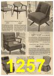 1961 Sears Spring Summer Catalog, Page 1257