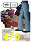 1976 Sears Fall Winter Catalog, Page 475