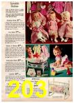 1968 Montgomery Ward Christmas Book, Page 203