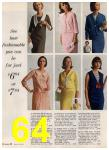 1965 Sears Spring Summer Catalog, Page 64