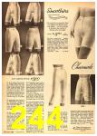 1962 Sears Fall Winter Catalog, Page 244