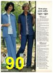 1977 Sears Spring Summer Catalog, Page 90