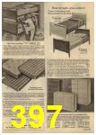 1961 Sears Spring Summer Catalog, Page 397