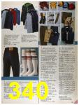 1986 Sears Spring Summer Catalog, Page 340