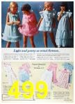 1967 Sears Spring Summer Catalog, Page 499