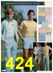 1983 Sears Spring Summer Catalog, Page 424