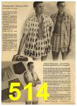 1960 Sears Spring Summer Catalog, Page 514