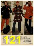 1972 Sears Fall Winter Catalog, Page 121