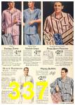 1942 Sears Spring Summer Catalog, Page 337
