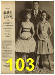 1962 Sears Spring Summer Catalog, Page 103