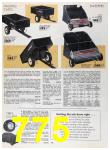 1989 Sears Home Annual Catalog, Page 775