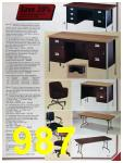 1986 Sears Fall Winter Catalog, Page 987