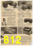 1965 Sears Spring Summer Catalog, Page 812