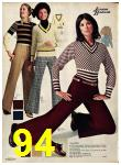 1973 Sears Fall Winter Catalog, Page 94