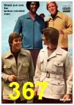 1972 Montgomery Ward Spring Summer Catalog, Page 367